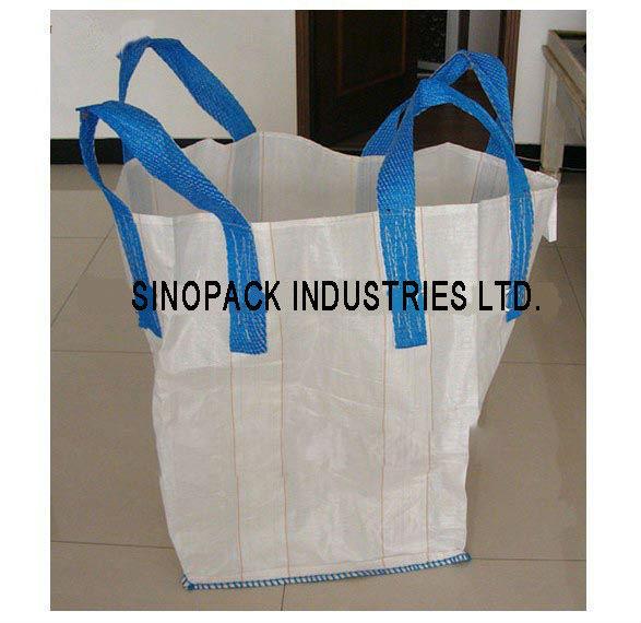 Vrac Souples Conteneurs Circulaire Tubular Big Bag Sable